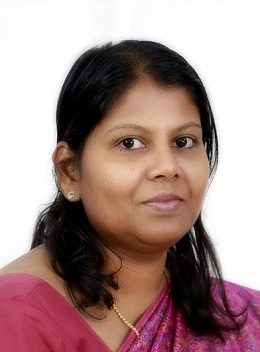 Dr. Bindhya R James